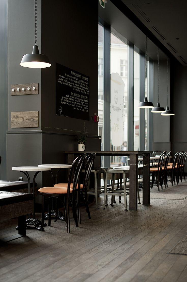 Coffee Shop Design | Retail Design | Linda Bruinenberg Bruinenberg Bruinenberg Bumba Collection, Starbucks Fashion Street Budapest
