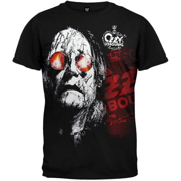 Ozzy Osbourne - Black Rain T-Shirt