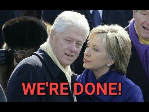 BREAKING! HILLARY AND BILL CLINTON ARE DIVORCING?! SEE WHY