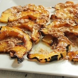 Roasted Squash with Brown Butter | Yumm Yumm! | Pinterest