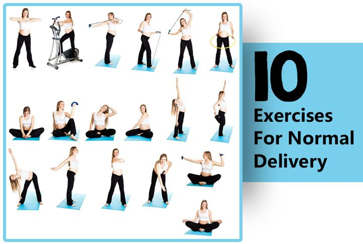 Wish to have a normal delivery without having any kind of complications? Here we suggest you right regime of certain pregnancy exercises for normal delivery