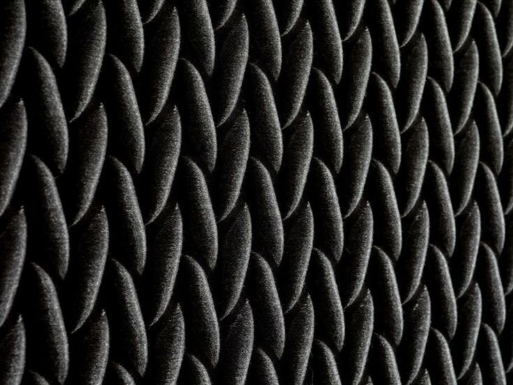 tissu acoustique 3d textiles casalis matiere texture. Black Bedroom Furniture Sets. Home Design Ideas