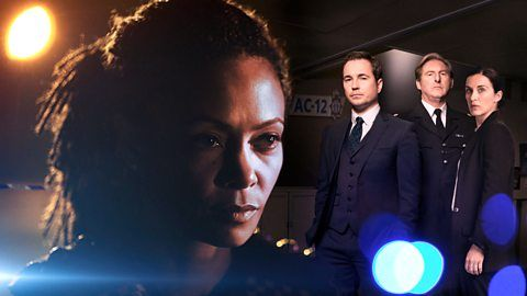 Line of Duty | BBC One + Two | S4 stars Thandie Newton, Adrian Dunbar, Martin Compson, Vicky McClure | All four series created and written by Jed Mercurio