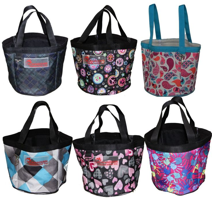 Small Stable Tote  $19.95