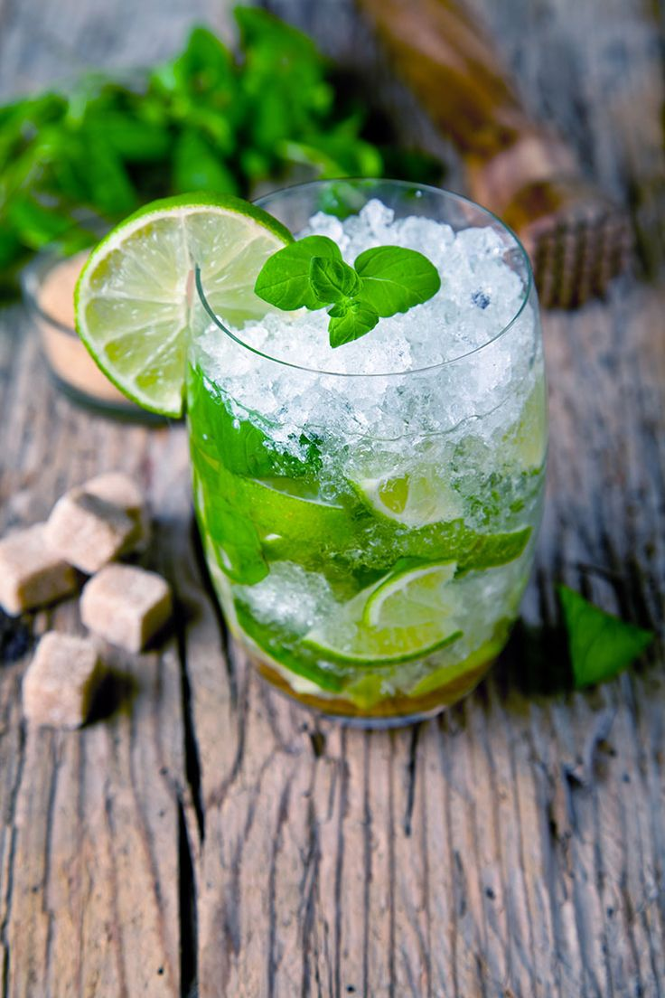 Summer Mocktails -  These light and summery mocktails are just delicious. And we promise we won't tell if you add something extra to them...