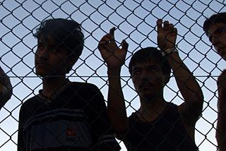 Asylum policy of deterrence threatening families