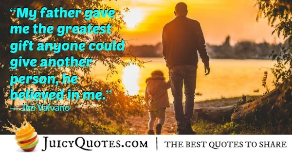 Quote About Believe - Jim Valvano