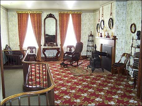 Formal Parlor, Lincoln Home, Springfield, IL