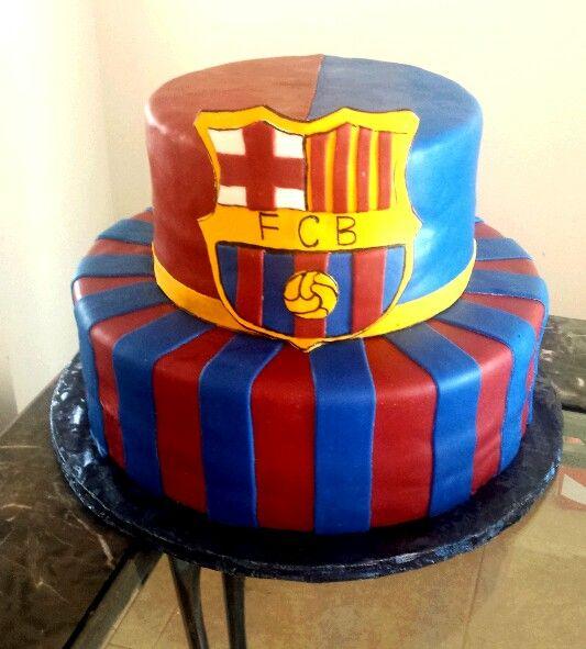 Cake Design Barcelona : Barcelona birthday cake Cakes by Luz Pinterest ...