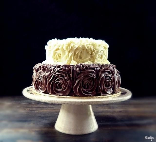 White Lily German Chocolate Cake
