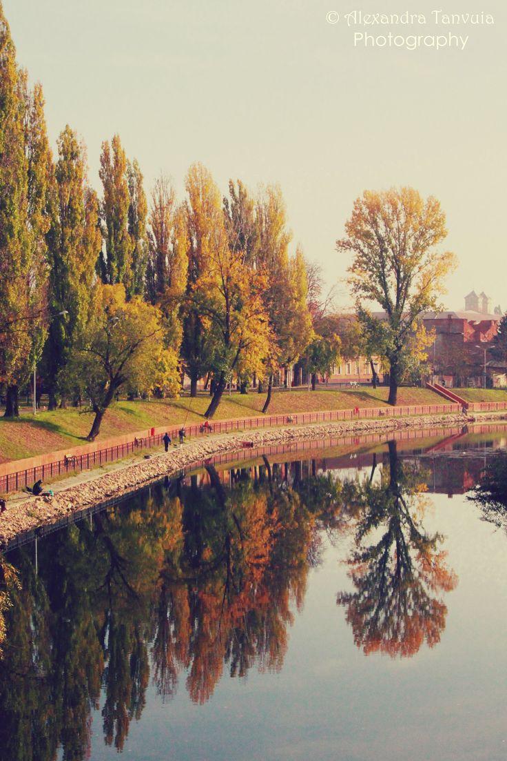 Oradea, Romania - Malul Crisului