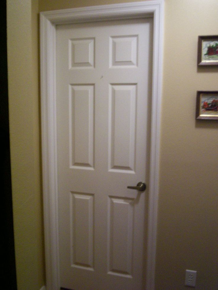 16 best installing pre hung door images on pinterest - Installing prehung interior doors ...