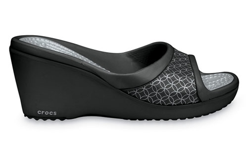 Croc shoes... Why yes, yes I do love my croc  sandals
