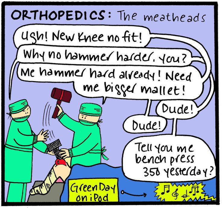 Operating Room Cartoon | The cartoon is stolen borrowed from Scutmonkey … it's good stuff ...