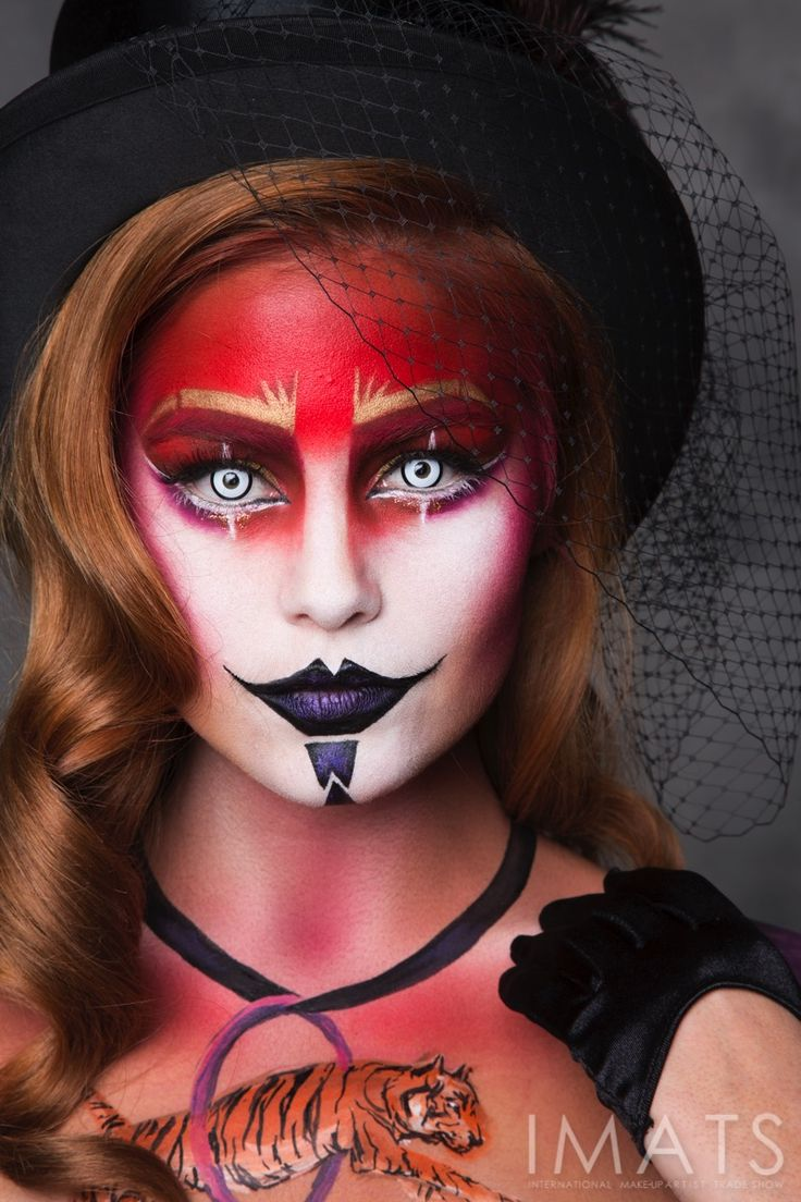Gallery - Make-Up Artist Show - IMATS