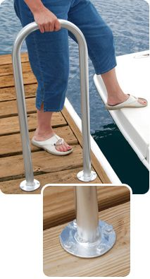 Dock Accessories: fishing, boating and dock supplies