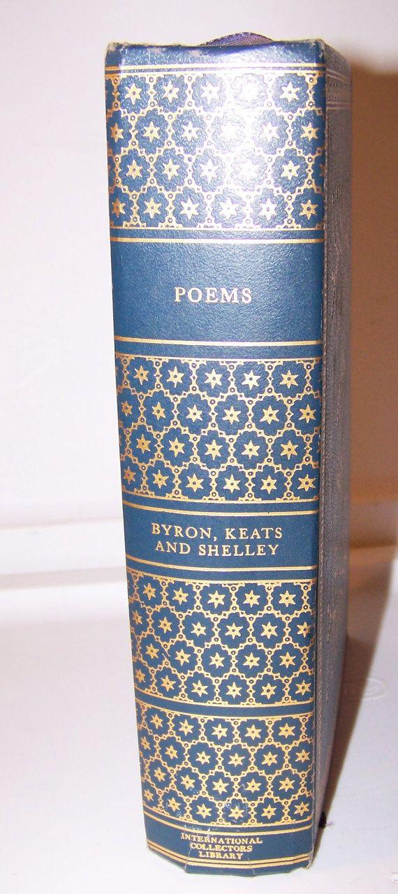 Lord Byron John Keats And Percy Shelley Poems/ by AntiquesAtlanta