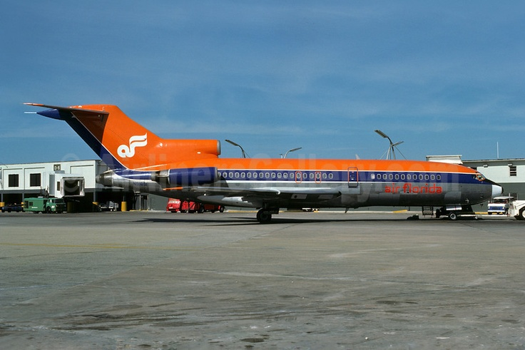 Air Florida, 727   Aircraft   Pinterest   Boeing 727