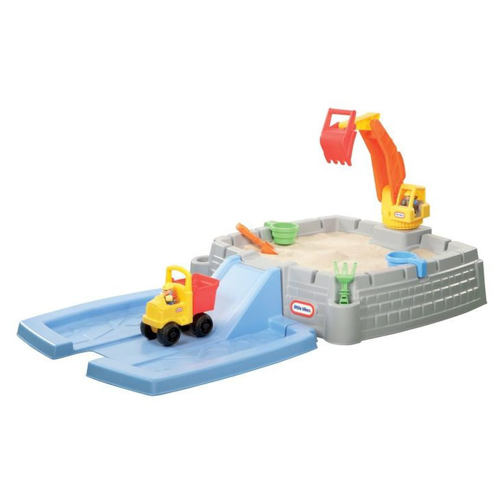 Little Tikes Big Digger Sandbox - 624520M