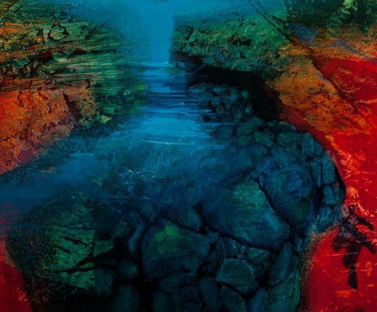 Beth Robertson Fiddes - Skye Pool