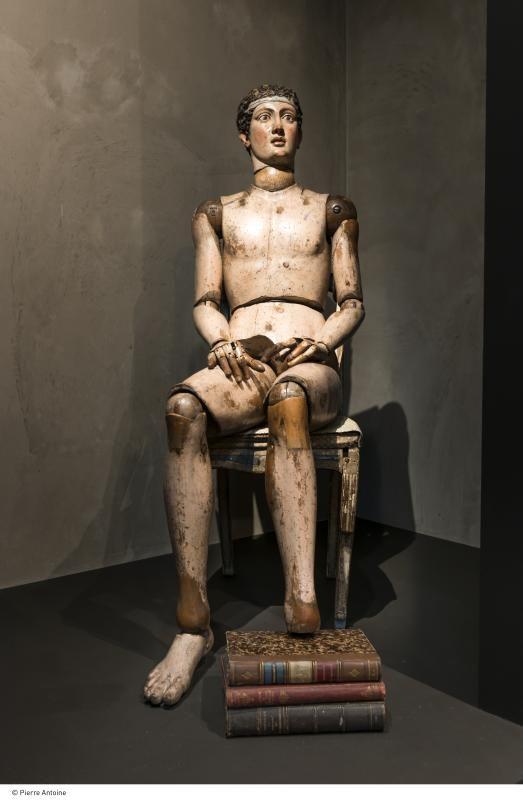 Mannequin d'artiste, Mannequin fétiche   Musée Bourdelle