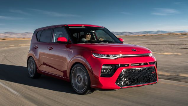 The 2020 Kia Soul Is The Small Crossover For People With Taste Kia Soul Kia New Cars