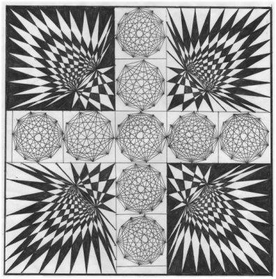 Posts on pinterest for Imagenes de cuadros abstractos famosos