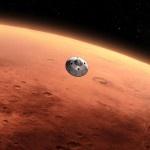 Atterrissage de Curiosity sur Mars sur NASA TV