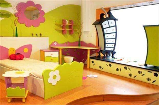 27 best Amazing Kid's Bedrooms images on Pinterest | Child