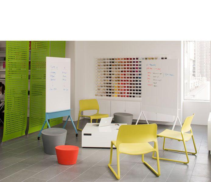 Knoll Scribe Markerboard #collaborative #markerboard #knoll