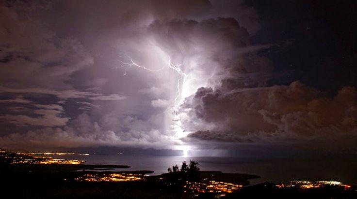catatumbo lightning | Catatumbo Lightning, Badai Petir Catatumbo