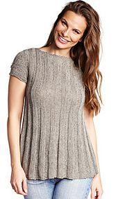 Ravelry: 2267BC A-blouse pattern by Jytte Slente
