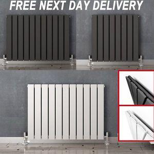 Horizontal-Designer-Flat-Panel-Radiators-Modern-Columns-Central-Heating-UK-Rads