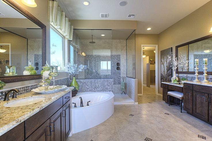 86 Best Images About Gehan Homes Master Bathroom Gallery