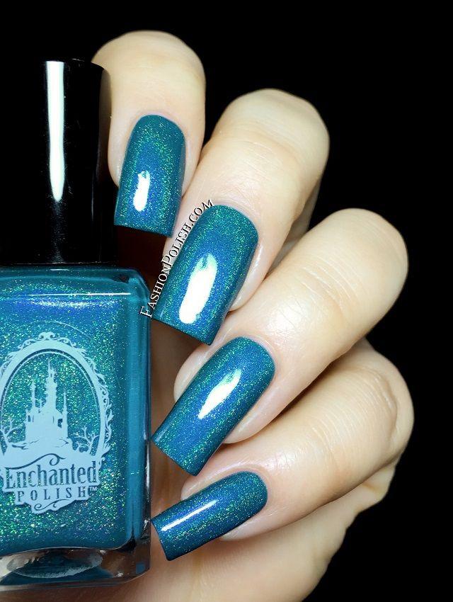 Fashion Polish: Enchanted Polish La La Land... and August, September and October 2014