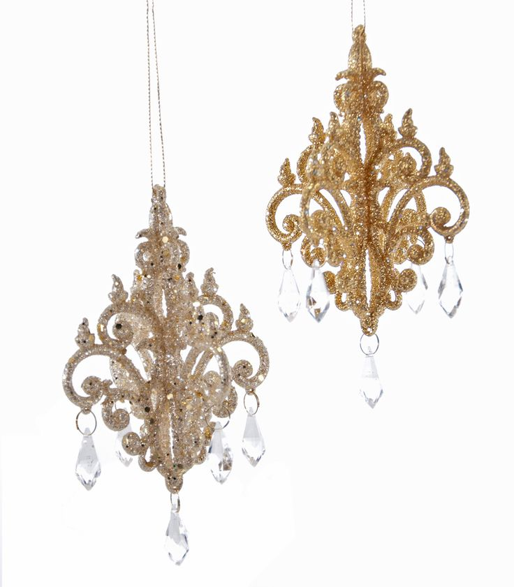 288 best katherines collection images on pinterest christmas katherines collection happily ever after christmas collection twenty four assorted mini gold chandelier ornaments free ship mozeypictures Image collections