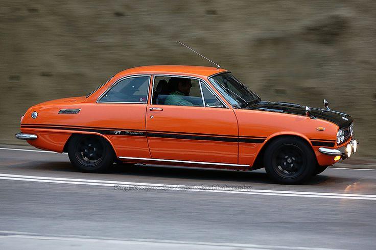 Isuzu Bellett GT-R Coupé - 1965