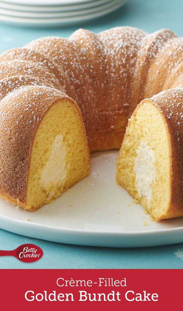 Lemon Pudding Filled Bundt Cake Recipes