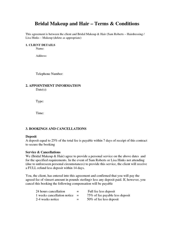 Personal Invoice. Personal Contract Personal Invoice Templates - 7 ...