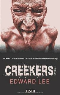 Medienhaus: Edward Lee - Creekers (Horror-Thriller, 2012)