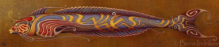 FISHKA by INDRIKoff.deviantart.com on @deviantART