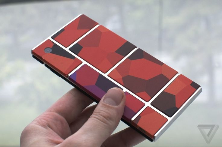 Project Ara is reinventing the smartphone