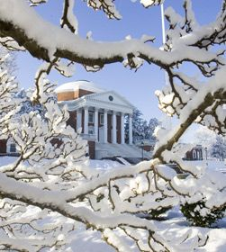 The Rotunda, University of Virginia, Charlottesville, Virginia