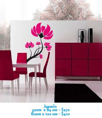 1000 images about vinilos decorativos arboles flores on - Vinilos arboles decorativos ...