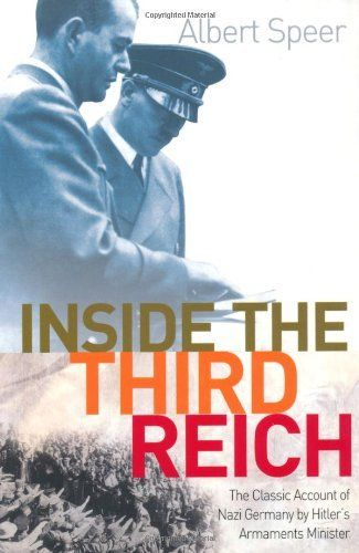 Inside The Third Reich by Albert Speer, http://www.amazon.co.uk/dp/1842127357/ref=cm_sw_r_pi_dp_x3W6rb1FB3WXX