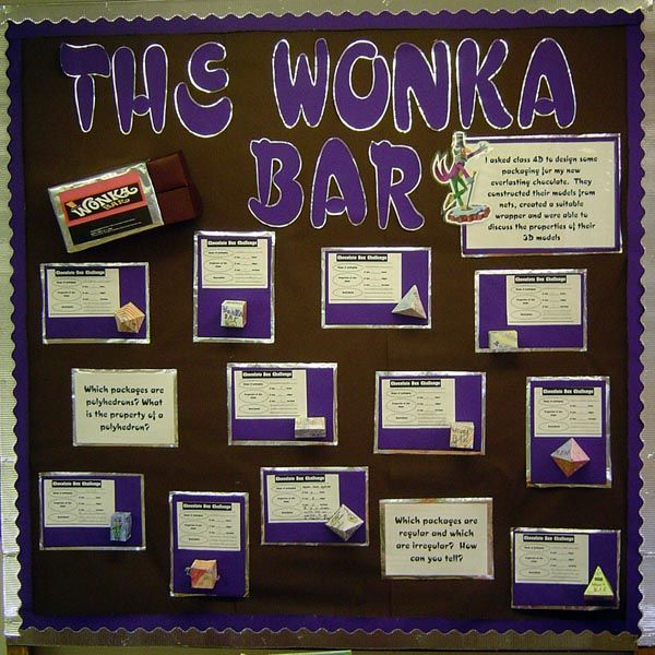 Great maths display from primary resources