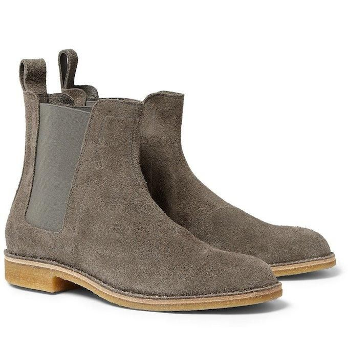 Materials matter: should you buy leather, or suede? - How to Wear Chelsea Boots | Complex UK
