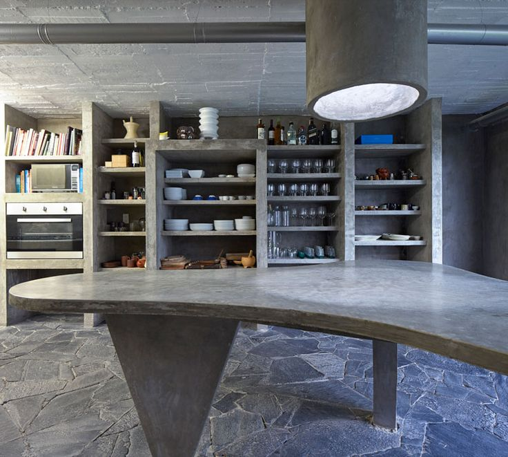 Artist Pedro Reyes's Brutalist-Inspired Pad in Mexico City