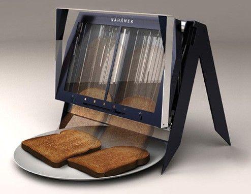 Nahamer T450: Der erste Slider-Toaster