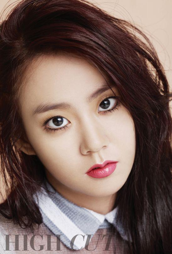 KARA's Seungyeon // High Cut Korea